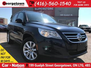 Used 2011 Volkswagen Tiguan Hughline 2.0 TSI | PANO ROOF | LEATHER | 4MOTION for sale in Georgetown, ON