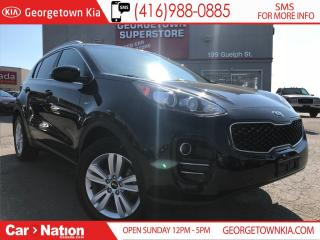 Used 2017 Kia Sportage LX | 2.4L | AWD | AUTO | A/C | BLUETOOTH for sale in Georgetown, ON