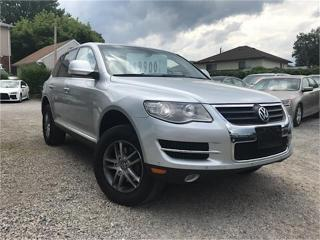 Used 2008 Volkswagen Touareg 2 Comfortline for sale in Hamilton, ON