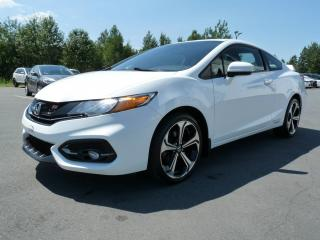 Used 2014 Honda Civic SI TOIT OUVRANT, MANUELLE for sale in Vallee-jonction, QC