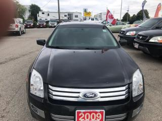 Used 2009 Ford Fusion SEL for sale in Kitchener, ON