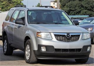 Used 2009 Mazda Tribute GX I4 for sale in Etobicoke, ON