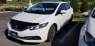 Used 2014 Honda Civic Sedan Touring CVT for sale in Orleans, ON