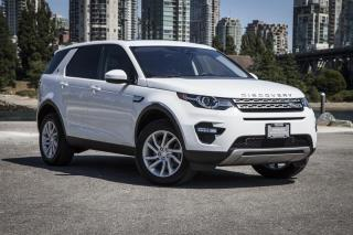 Used 2017 Land Rover Discovery Sport HSE SALE ON NOW! for sale in Vancouver, BC