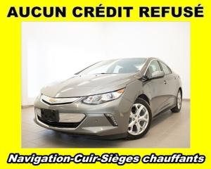 Used 2017 Chevrolet Volt Sièges Ch. Cuir for sale in Saint-jerome, QC