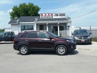 Used 2014 Kia Sorento LX AWD GDI for sale in Barrie, ON