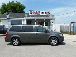 Used 2010 Dodge Grand Caravan SXT 4.0 L STOW N GO for sale in Barrie, ON
