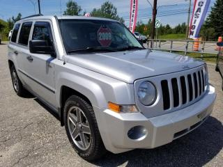 Used 2009 Jeep Patriot sport 4x4 for sale in Mascouche, QC
