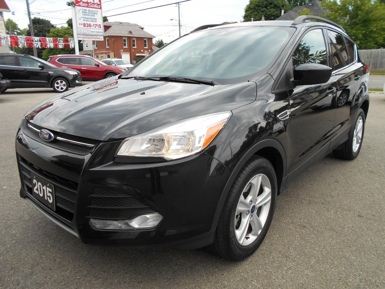 2015 Ford Escape SE/4WD/NAVIGATION