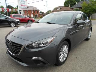 Used 2014 Mazda MAZDA3 GS-SKY/REVERSE CAMERA/HEATED SEATS for sale in Guelph, ON