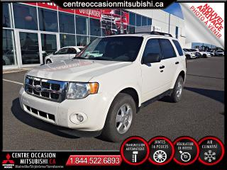 Used 2012 Ford Escape XLT, AIR CLIM, CRUISE, MAGS 16 PO *UNIQU for sale in Mirabel, QC