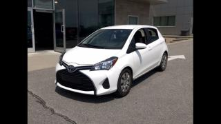 Used 2015 Toyota Yaris LE auto ac bluetooth aux certified for sale in Toronto, ON