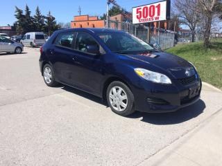 Used 2009 Toyota Matrix MANUAL,ONLY $5988,SAFETY+3YEARS WARRANTY INCLUDED for sale in North York, ON