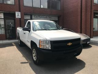 Used 2012 Chevrolet Silverado 1500 WT for sale in Woodbridge, ON