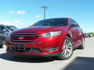 Used 2013 Ford Taurus Limited AWD for sale in Midland, ON