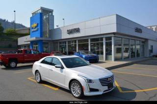 New 2019 Cadillac CTS Luxury for sale in Kamloops, BC