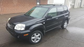 Used 2006 Nissan X-Trail SE for sale in Burlington, ON