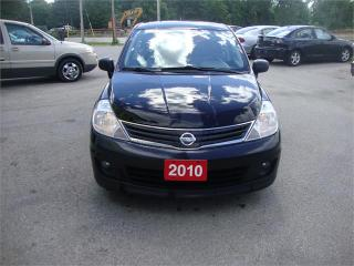 Used 2010 Nissan Versa 1.8 SL for sale in London, ON