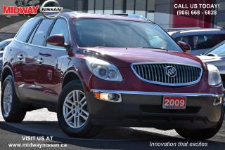 Used 2009 Buick Enclave CX AWD - 7 Seats|Bluetooth|Leather for sale in Whitby, ON