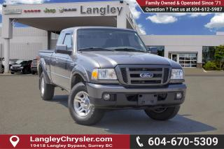 Used 2007 Ford Ranger SPORT for sale in Surrey, BC