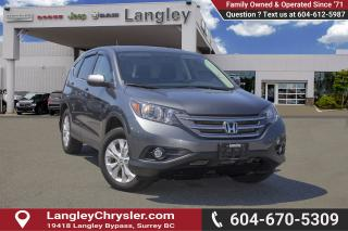 Used 2012 Honda CR-V EX for sale in Surrey, BC