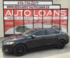 Used 2014 Ford Fusion SE-ALL CREDIT ACCEPTED for sale in Scarborough, ON