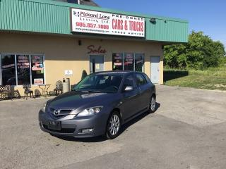 Used 2007 Mazda MAZDA3 GS for sale in Bolton, ON