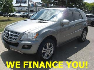 Used 2010 Mercedes-Benz ML 350 ML 350 BlueTEC for sale in North York, ON
