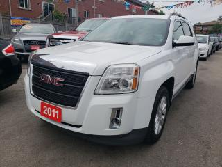 Used 2011 GMC Terrain SLE-2/Power Seats/Bluetooth/AUX for sale in Scarborough, ON
