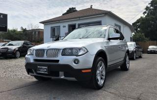 Used 2010 BMW X3 AWD 30i PANO ROOF LEATHER NO ACCIDENT for sale in Mississauga, ON