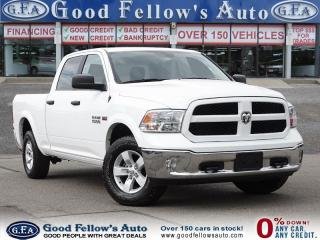 Used 2017 Dodge Ram 1500 OUTDOORSMAN, CREW CAB, REARVIEW CAMERA, 4*4 for sale in Toronto, ON
