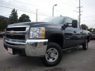 Used 2010 Chevrolet Silverado 2500 WT for sale in Whitby, ON