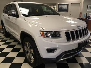 Used 2014 Jeep Cherokee Limited for sale in Concord, ON