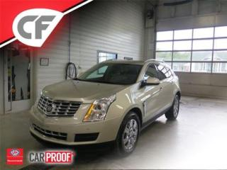 Used 2014 Cadillac SRX Luxury T.équipé for sale in Lévis, QC