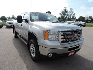 Used 2013 GMC Sierra 2500 SLE.4X4. Crew. Z71. 6L Gas for sale in Gorrie, ON