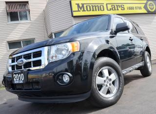 Used 2010 Ford Escape XLT!LeatherSeats!KeylessEntry!Only $139/Bi-weekly! for sale in St Catharines, ON