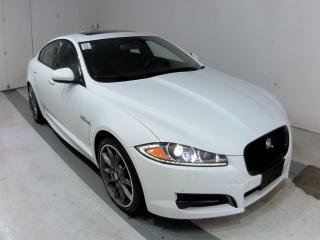 Used 2015 Jaguar XF 3.0 Sport|AWD|Navigation|BSM|Sunroof|Backup Camera for sale in North York, ON