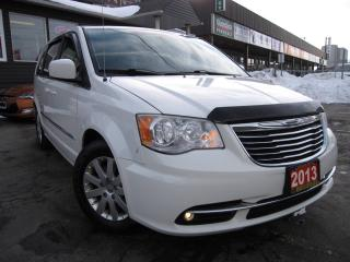Used 2013 Chrysler Town & Country Touring 7 PASSENGER - STOW & GO for sale in Scarborough, ON