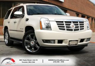 Used 2013 Cadillac Escalade LUXURY|Navigation|DVD|Sunroof for sale in North York, ON