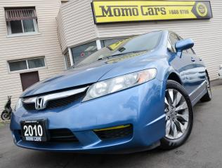 Used 2010 Honda Civic EX-L!HeatedLeatherSeats!Sunroof!Only$76/Bi-weekly! for sale in St Catharines, ON