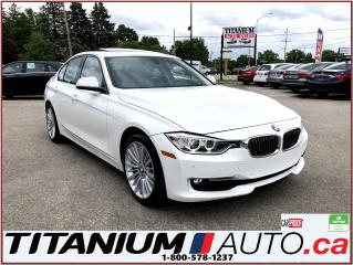 Used 2014 BMW 328i xDrive-GPS-Camera-Sport Leather Seats-Park Sensors for sale in London, ON
