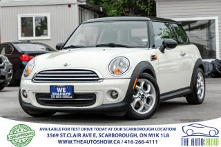 Used 2012 MINI Cooper Low KMs PANO Roof Heated Leather+Winter Tire for sale in Scarborough, ON