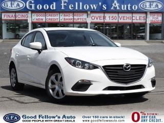 Used 2015 Mazda MAZDA3 GX MODEL, SKYACTIVE for sale in Toronto, ON