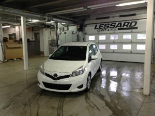Used 2014 Toyota Yaris Hayon 5 portes  le automatic for sale in Quebec, QC