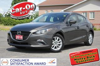 Used 2016 Mazda MAZDA3 Sport GS NAV REAR CAM HTD SEATS ALLOYS LOADED for sale in Ottawa, ON