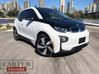 Used 2016 BMW i3 Giga Tech + DRIVE/PARK ASSIST for sale in Vancouver, BC