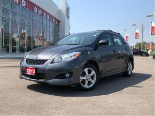 Used 2013 Toyota Matrix Base (A4) for sale in Pickering, ON