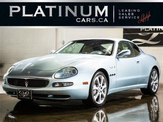 Used 2004 Maserati Coupe Cambiocorsa GT, Cambiocorsa F1, Leather for sale in Toronto, ON