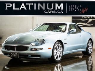 Used 2004 Maserati Coupe GT, CAMBIOCORSA F1, LEATHER for sale in North York, ON