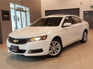 Used 2016 Chevrolet Impala 2LT-PANO ROOF-CAMERA-2 TONE INTERIOR-ONLY 86KM for sale in York, ON